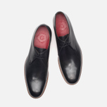 Мужские ботинки Grenson Roger Burnished Black фото- 4
