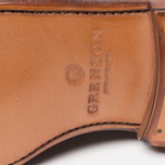 Grenson Sid Long Wing Brogue Men's Shoes Brown photo- 9