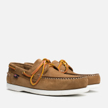 Мужские ботинки Henri Lloyd Arkansa Boat Shoe Brown фото- 1