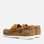 Мужские ботинки Henri Lloyd Arkansa Boat Shoe Brown фото- 2