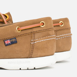 Мужские ботинки Henri Lloyd Arkansa Boat Shoe Brown фото- 5