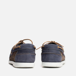 Мужские ботинки Henri Lloyd Arkansa Boat Shoe Dark Brown/Dark Navy фото- 3