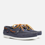 Henri Lloyd Arkansa Boat Shoe Navy photo- 1