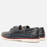 Мужские ботинки Lacoste Corbon 8 SRM Leather Dark Blue фото- 2