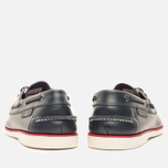 Мужские ботинки Lacoste Corbon 8 SRM Leather Dark Blue фото- 3