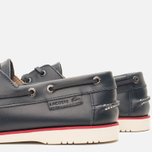 Мужские ботинки Lacoste Corbon 8 SRM Leather Dark Blue фото- 7