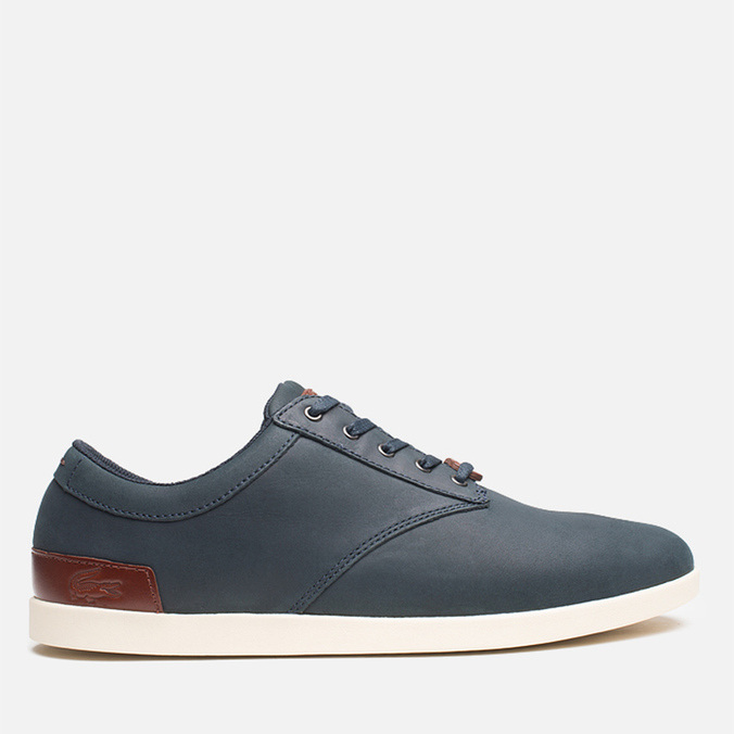 Lacoste Gilford 8 SRM Shoes Dark Blue