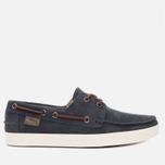 Мужские ботинки Lacoste Keelson 4 SRM Suede Dark Blue фото- 0