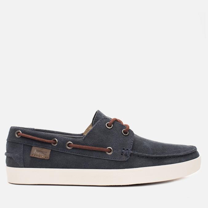 Мужские ботинки Lacoste Keelson 4 SRM Suede Dark Blue