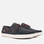 Мужские ботинки Lacoste Keelson 4 SRM Suede Dark Blue фото- 1