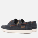Мужские ботинки Lacoste Keelson 4 SRM Suede Dark Blue фото- 2