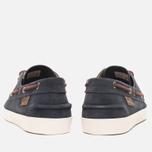 Мужские ботинки Lacoste Keelson 4 SRM Suede Dark Blue фото- 3