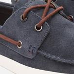Мужские ботинки Lacoste Keelson 4 SRM Suede Dark Blue фото- 5