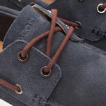 Мужские ботинки Lacoste Keelson 4 SRM Suede Dark Blue фото- 6