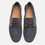 Мужские ботинки Lacoste Keelson 4 SRM Suede Dark Blue фото- 4
