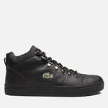 Мужские ботинки Lacoste Combro WTH SPM Black фото- 0