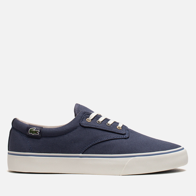 Мужские кеды Lacoste Live Barbados Dark Blue/Tan