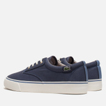 Мужские кеды Lacoste Live Barbados Dark Blue/Tan фото- 2