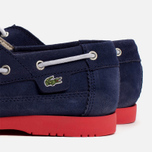 Мужские ботинки Lacoste Live Oxcroft Suede Dark Blue/Red фото- 6