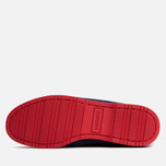 Мужские ботинки Lacoste Live Oxcroft Suede Dark Blue/Red фото- 8