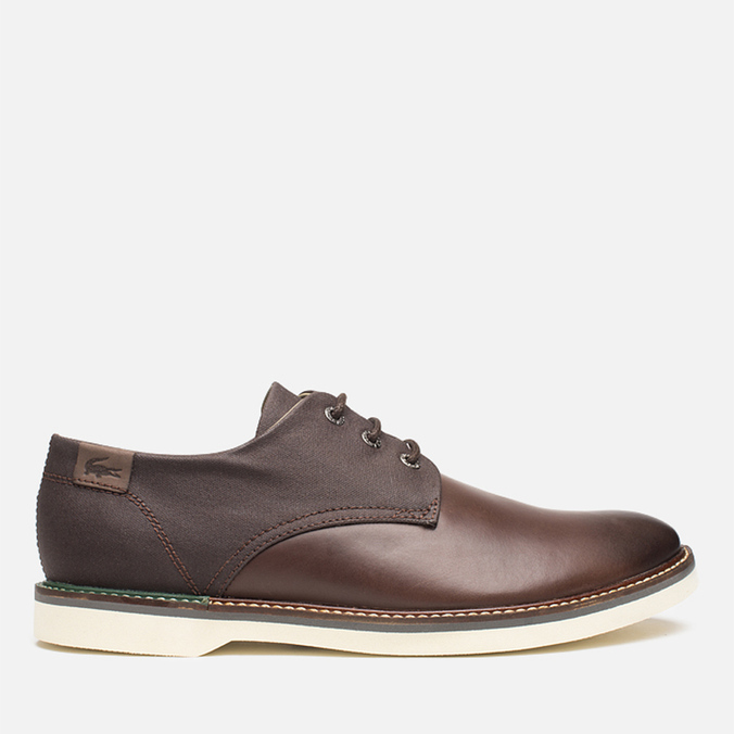 Lacoste Sherbrooke 10 SRM Shoes Dark Brown