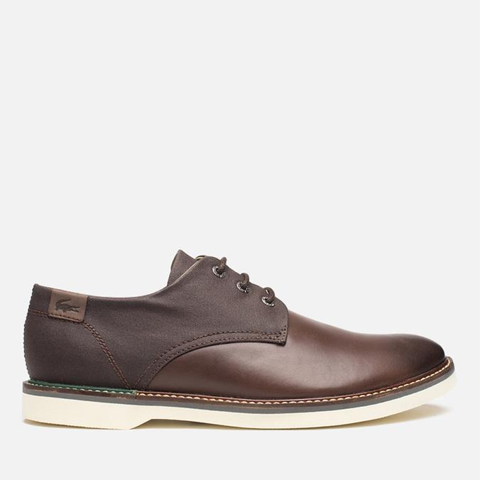 Мужские ботинки Lacoste Sherbrooke 10 SRM Dark Brown