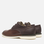 Мужские ботинки Lacoste Sherbrooke 10 SRM Dark Brown фото- 2