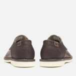 Мужские ботинки Lacoste Sherbrooke 10 SRM Dark Brown фото- 3