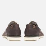 Мужские ботинки Lacoste Sherbrooke 10 SRM Dark Brown фото- 3