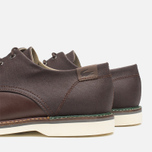 Lacoste Sherbrooke 10 SRM Shoes Dark Brown photo- 6