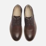 Мужские ботинки Lacoste Sherbrooke 10 SRM Dark Brown фото- 4
