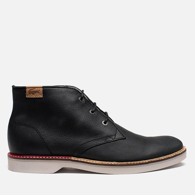 Мужские ботинки Lacoste Sherbrooke Hi 10 SRM Black