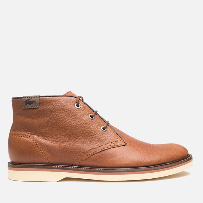 Мужские ботинки Lacoste Sherbrooke Hi 8 SRM Tan