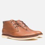 Мужские ботинки Lacoste Sherbrooke Hi 8 SRM Tan фото- 1