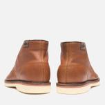 Мужские ботинки Lacoste Sherbrooke Hi 8 SRM Tan фото- 3