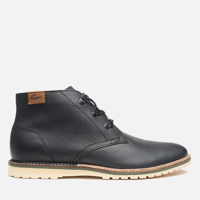 Мужские ботинки Lacoste Sherbrooke Outdoor Hi SRM Black