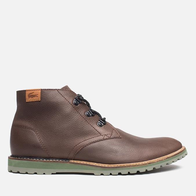 Мужские ботинки Lacoste Sherbrooke Outdoor Hi SRM Brown
