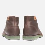 Мужские ботинки Lacoste Sherbrooke Outdoor Hi SRM Brown фото- 3