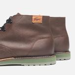 Мужские ботинки Lacoste Sherbrooke Outdoor Hi SRM Brown фото- 6