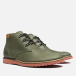 Мужские ботинки Lacoste Sherbrooke Outdoor Hi SRM Dark Green фото- 1