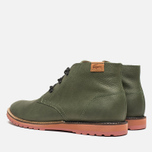 Мужские ботинки Lacoste Sherbrooke Outdoor Hi SRM Dark Green фото- 2