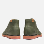Мужские ботинки Lacoste Sherbrooke Outdoor Hi SRM Dark Green фото- 3