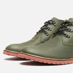 Мужские ботинки Lacoste Sherbrooke Outdoor Hi SRM Dark Green фото- 5