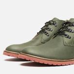 Lacoste Sherbrooke Outdoor Hi SRM Shoes Dark Green photo- 5