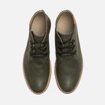 Lacoste Sherbrooke Outdoor Hi SRM Shoes Dark Green photo- 4