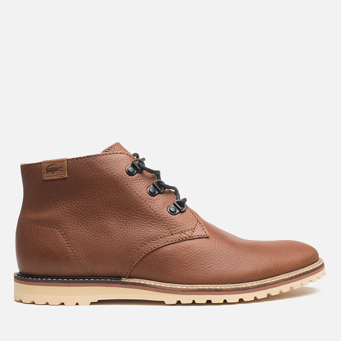 Мужские ботинки Lacoste Sherbrooke Outdoor Hi SRM Dark Tan