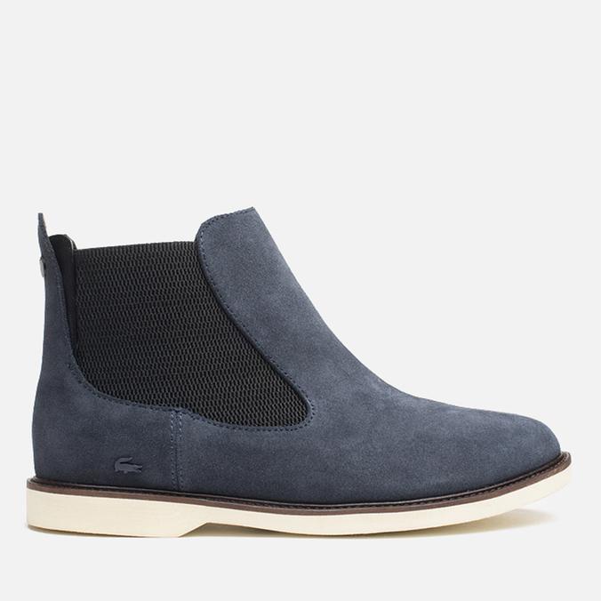 Женские ботинки Lacoste Thionna SRW Dark Blue