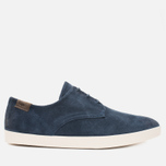 Lacoste Zimri 3 SRM Suede Men's Shoes Dark Blue photo- 0