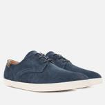 Мужские ботинки Lacoste Zimri 3 SRM Suede Dark Blue фото- 1