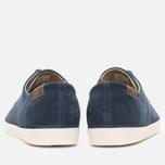 Lacoste Zimri 3 SRM Suede Men's Shoes Dark Blue photo- 3